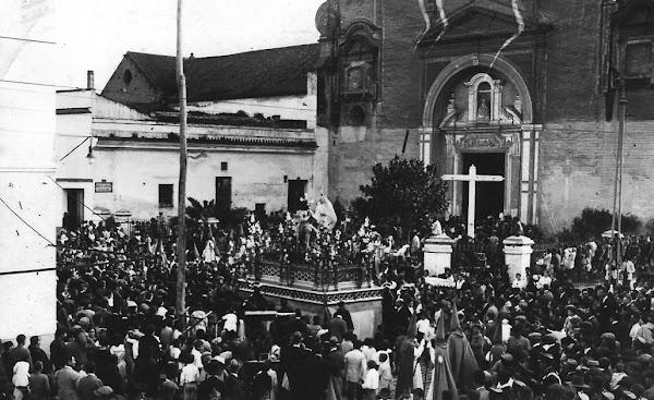 La Estrella de Sevilla saldrá de la Parroquia de San Jacinto