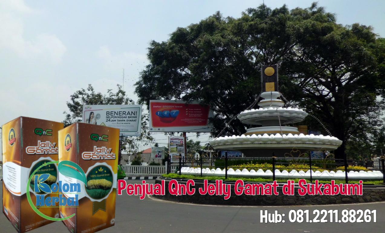 Penjual QnC Jelly Gamat di Sukabumi