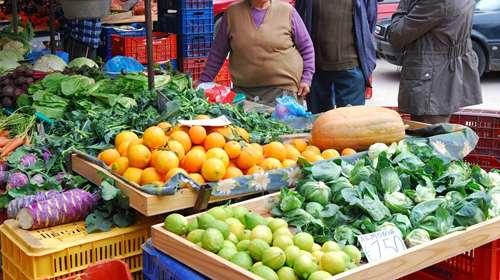 Ποιοι παράγωγοι και πωλητές θα στήσουν πάγκο στη λαϊκή Ναυπλίου