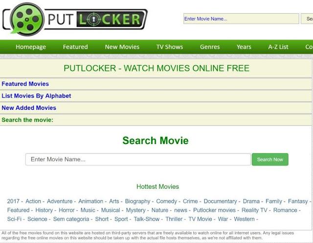 Putlocker Virus