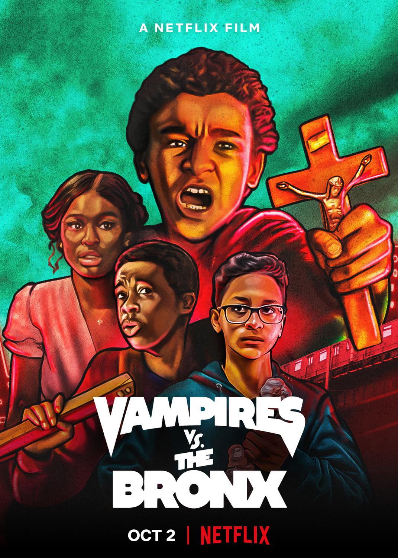 Nonton Film Vampires vs. the Bronx (2020)