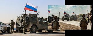 السعي الروسي لبناء قواعد عسكرية في أقصى شمال شرقي سوريا