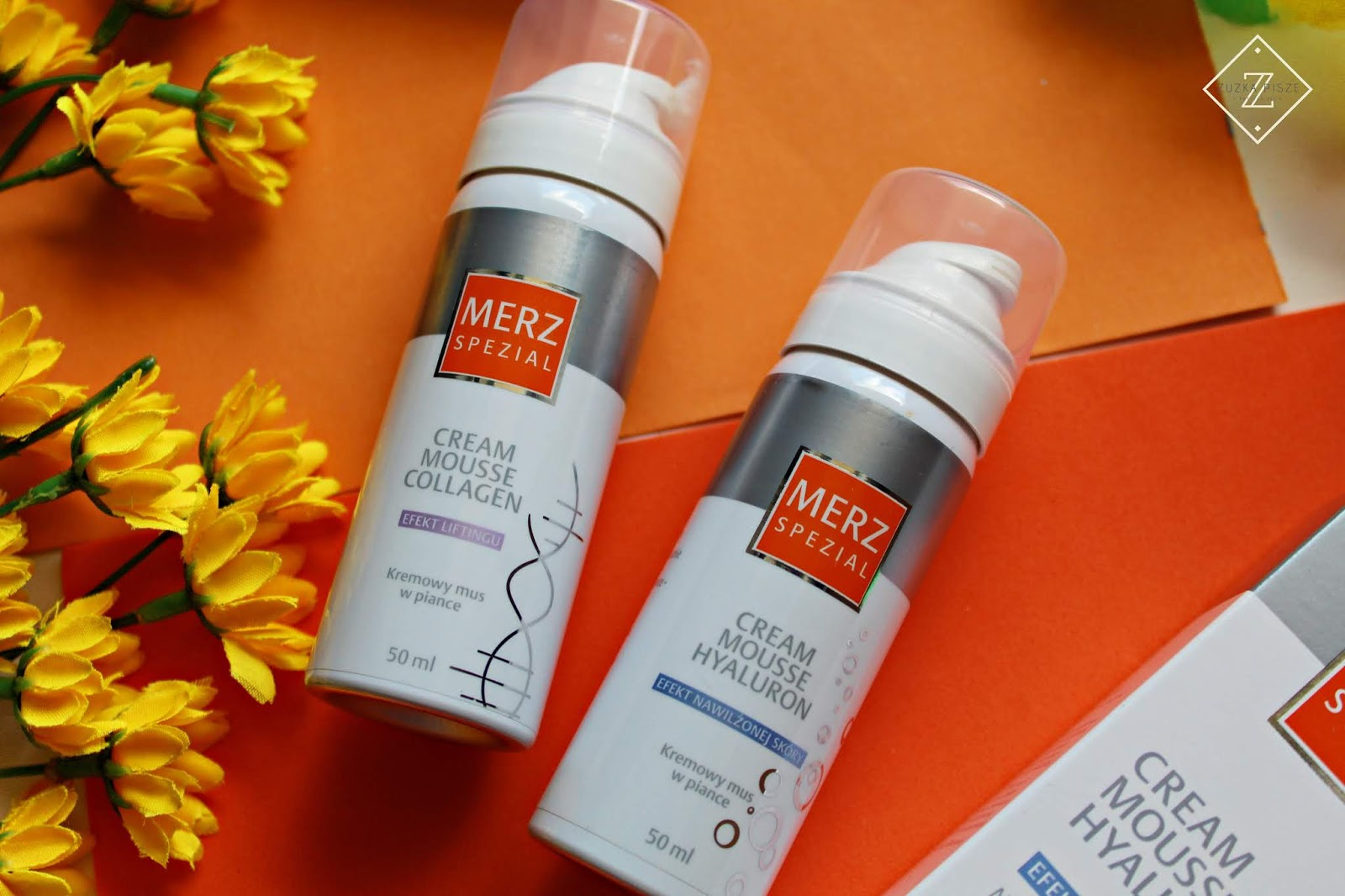 MERZ SPEZIAL Cream Mousse Collagen & Hyaluron