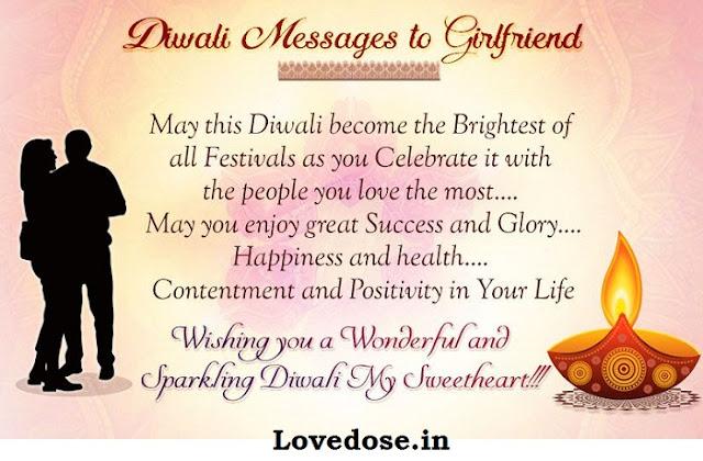 diwali messages for girlfriend (gf)