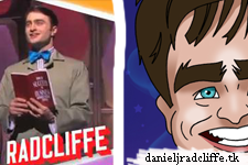 "New ""How to Succeed"" TV commercial & Daniel Radcliffe animated @nextmovie"