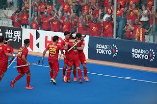 HOCKEY HIERBA - Las selecciones españolas clasifican para Tokyo 2020