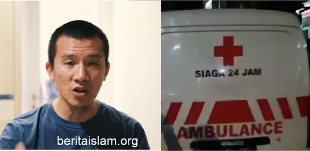 Ambulans Diserang Polisi, Ustadz Felix Siauw: Jahat Baget