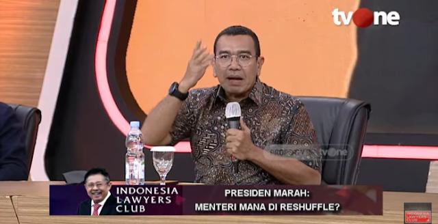 """Stafsus Menteri BUMN Ungkap Prabowo Paling Serius Bekerja, """"Nggak Mungkin Kalau Fadli Zon Menolak"""""""