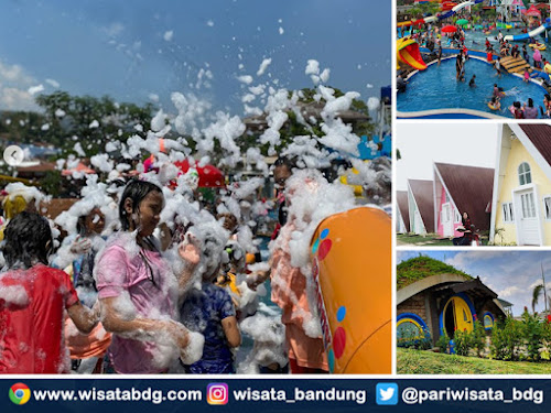 Victory Waterpark Sadu Soreang