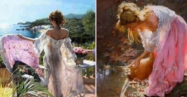 Испанский художник, который сумел нарисовать свет!