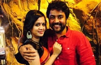 Check out VJ Anjana'a hilarious reaction on announcing her husband's name