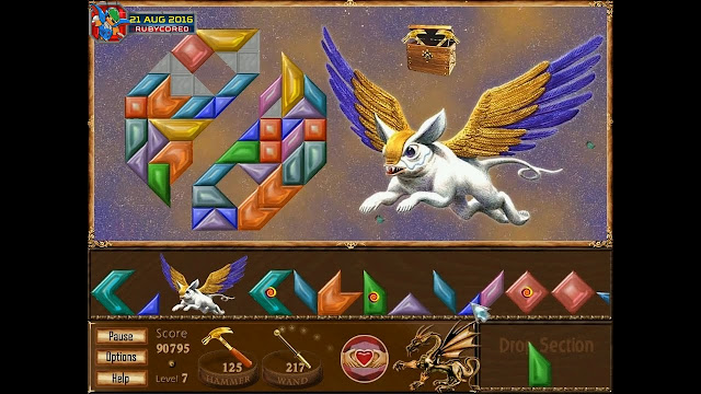 Magic Inlay Free Game