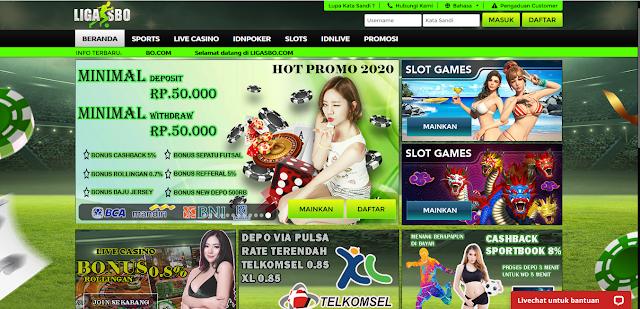 Daftar Di Agen Casino Slot Terbaik | LigaSBO.NET