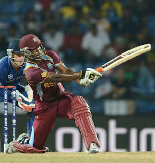England vs West Indies 14th Match ICC World T20 2012 Article
