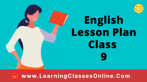 English Lesson Plan Class 9 for B.Ed and School Teachers On The Road Not Taken Poem Free Download PDF