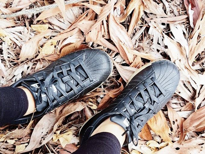 Dress with Sneakers #RimaAngelInStyle