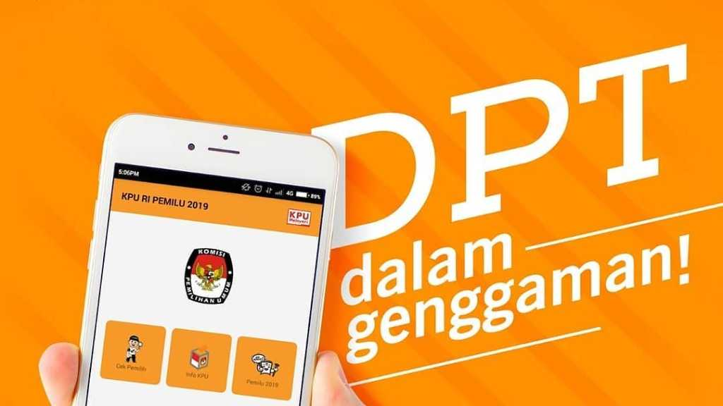 Download Aplikasi KPU Pemilu RI 2024