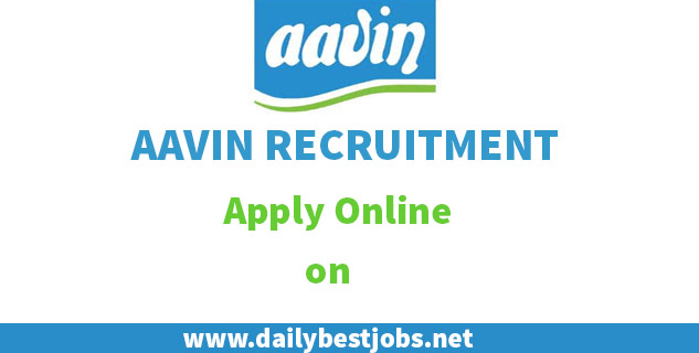 Aavin Salem Recruitment 2017 2018 Application Form for Heavy Vehicle Driver Posts. Aavin Salem Heavy Vehicle Driver Jobs Notification 2017.
