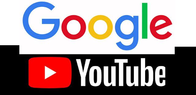 Youtube google logo