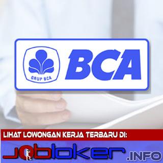 Lowongan Kerja Bank BCA Posisi Staf Perekrutan Untuk lulusan S1 dan S2 Penempatan Jakarta