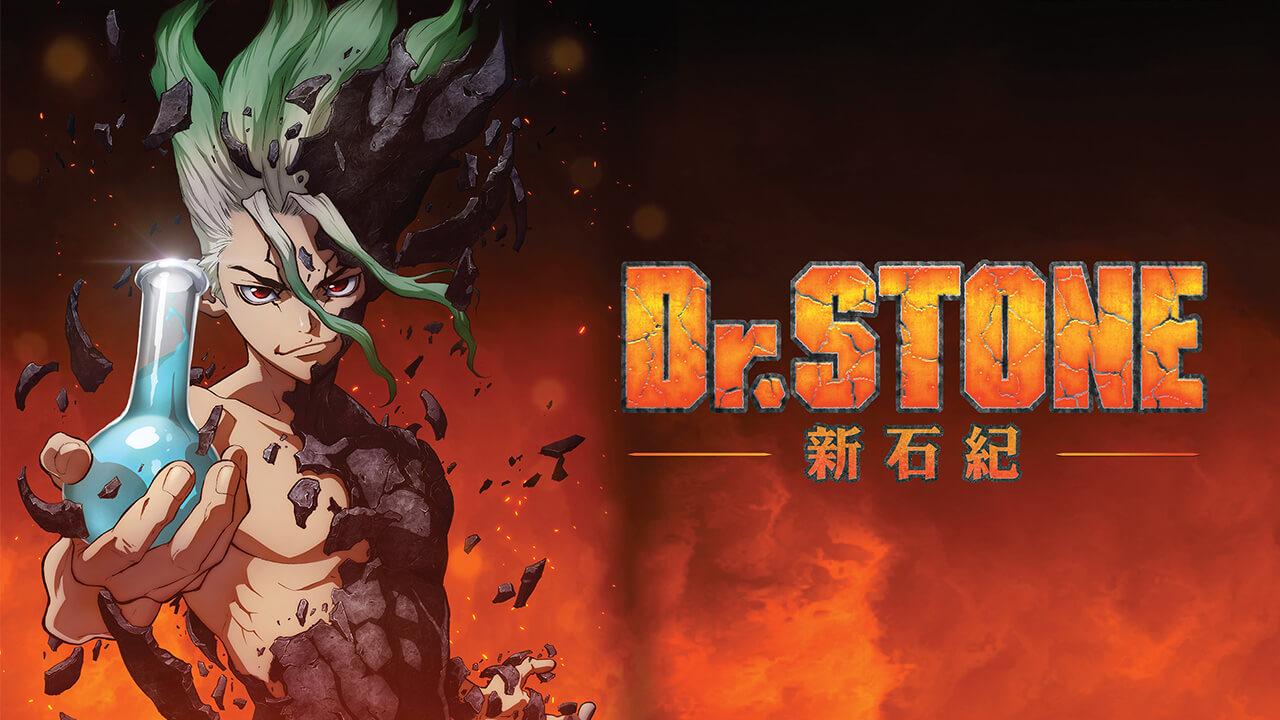 Dr. Stone İndir | Türkçe Altyazılı | DUAL AUDİO | 1080p