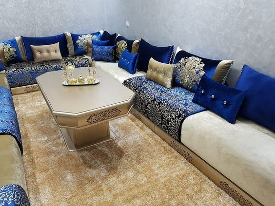 meilleure salon marocain moderne 2020-anaqa-decor - anaqa-decor 2020