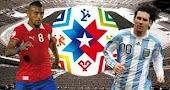 كورة اون لاين | نتيجة مباراة الأرجنتين وتشيلي اليوم في كوبا امريكا 2021