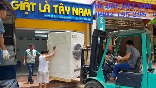 Cung cấp máy giặt công nghiệp cho tiệm giặt dân sinh tại Phú Thọ
