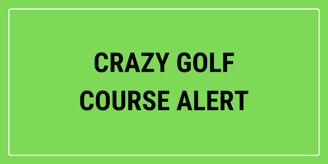 There's a new Putt Club indoor crazy golf course opening in London this month