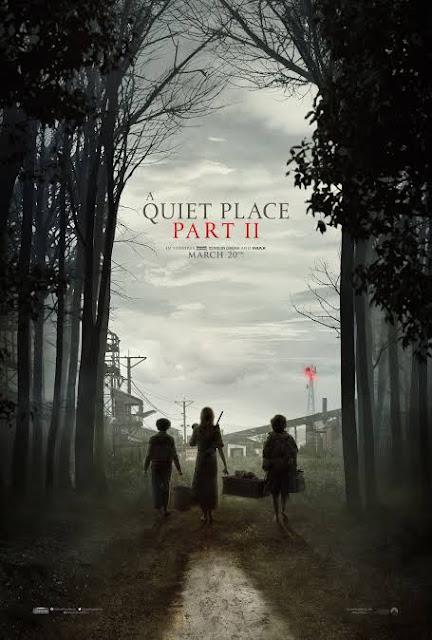 Um Lugar Silencioso 2, filme de terror que será lançado em 2020