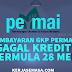 Geran Khas Prihatin PERMAI : Pembayaran RM 500 & RM 1000 Kepada Penerima Gagal Kredit Bermula 28 Mei