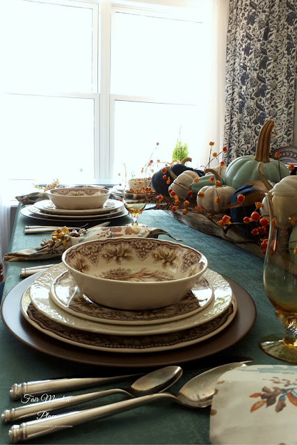 Set the Table - A Canadian Thanksgiving