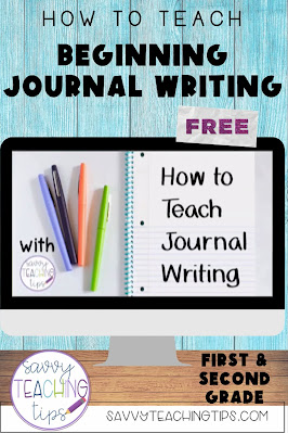 How to teach Journal writing