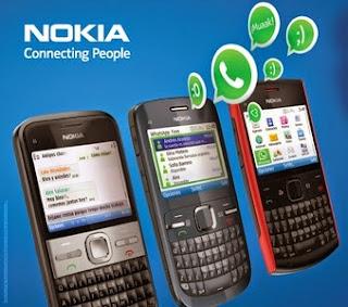 whatsapp gratuit nokia e71