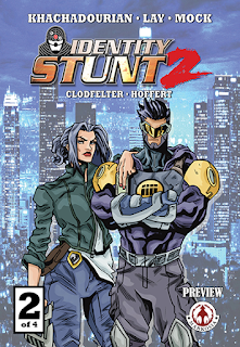 Identity Stunt - Cover