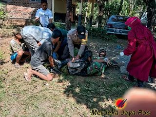 Babinsa Berhasil Evakuasi ODGJ Yang Meresahkan Warga