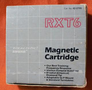 Shure RXT6 MM cartridge P mount (sold) Shure%2Brxt6%2B1