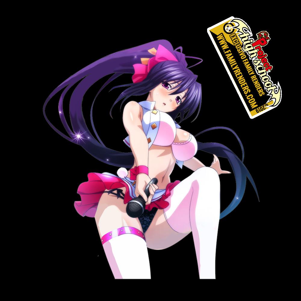 DxD - [Idol VII] Akeno Himejima 34
