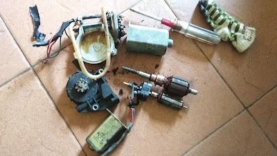 cara memasang relay power windows