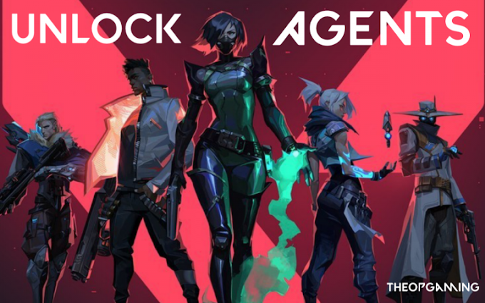 How to unlock agents in valorant