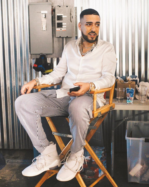 French Montana Slapped With Sexual Battery Lawsuit Papers