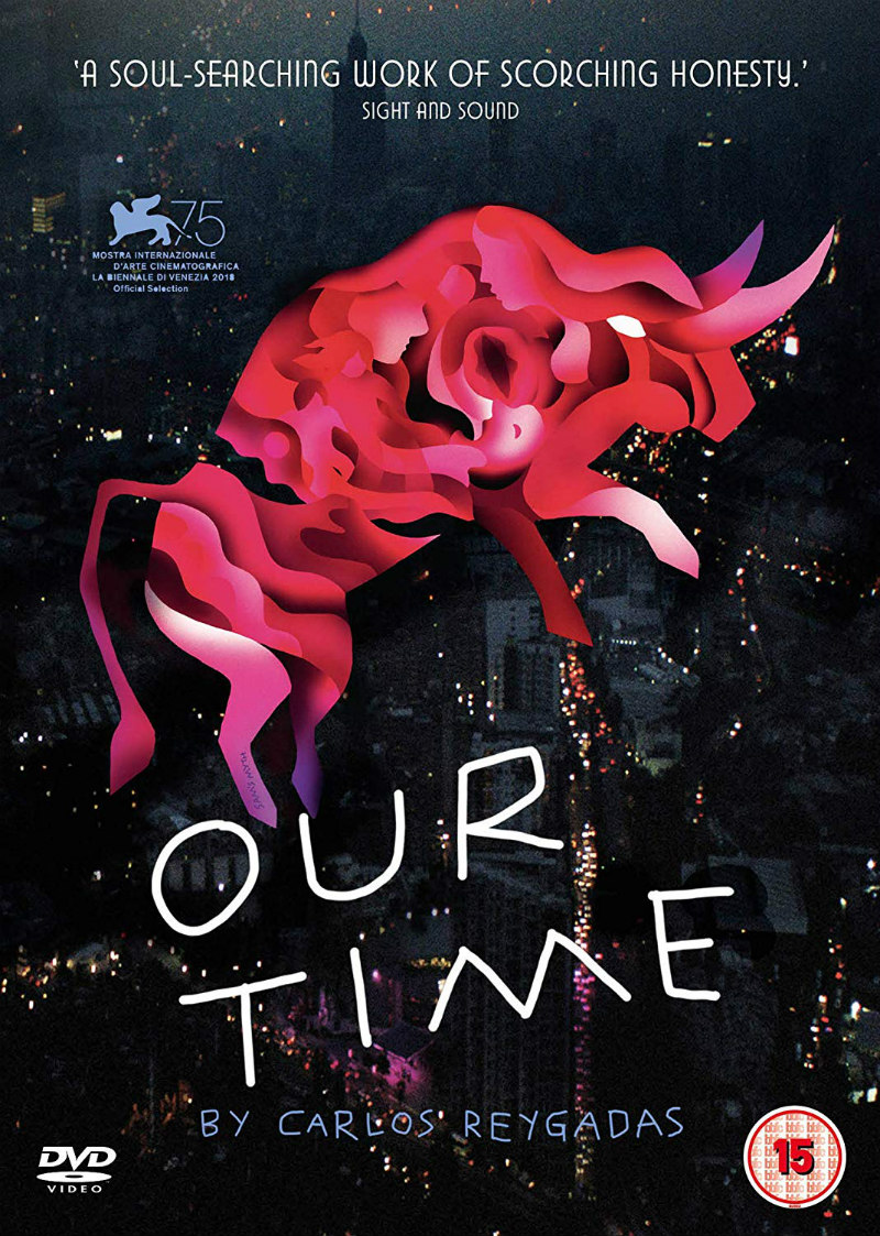 our time dvd