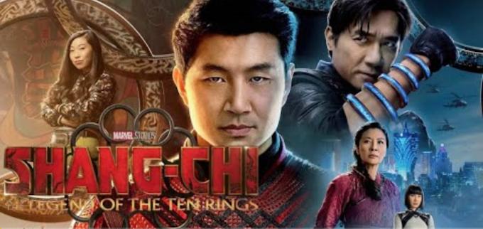 New Hollywood Shang chi Movie Hindi Dubbed Download Tamilrockers HD Quality