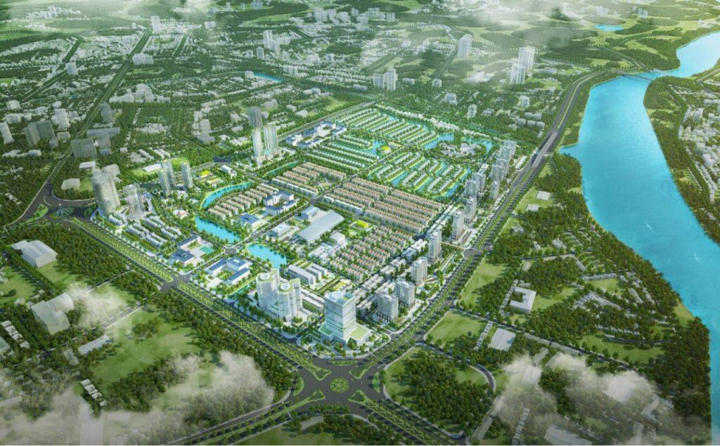 LIỀN KỀ LOUIS CITY HOÀNG MAI