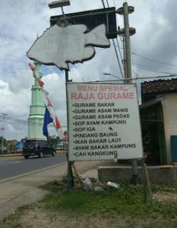 Lowongan Kerja Lampung Terbaru April 2017 Dari Rumah Makan RAJA GURAME Gedongtatan Pesawaran