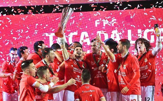 Benfica Futsal Taça da Liga 2018
