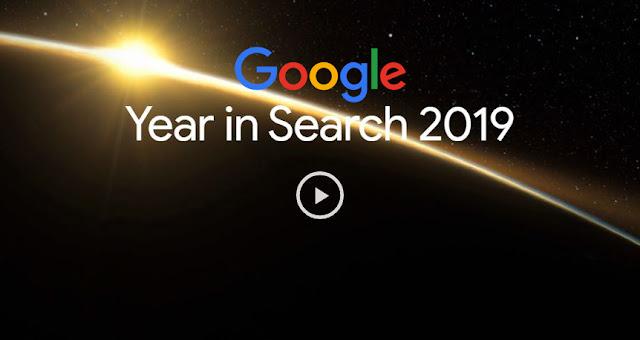 Ikuti Senarai Penuh Carian Tertinggi Di Google Malaysia Sempena #YearInSearch2019