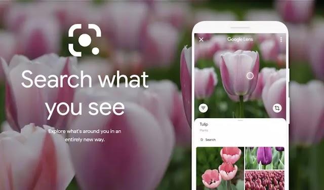 गूगल लेंस में एड़ हेागा 'स्मार्ट स्क्रीनशॉट' फीचर