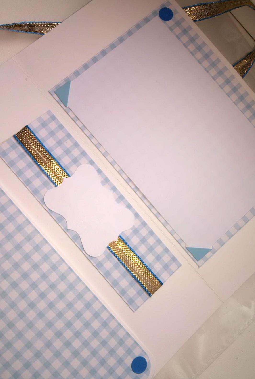 Скрапбукинг открытки с конвертом внутри