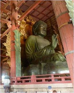 พระพุทธรูปไดบุตสึวัดโทไดจิ (Todaiji Temple)